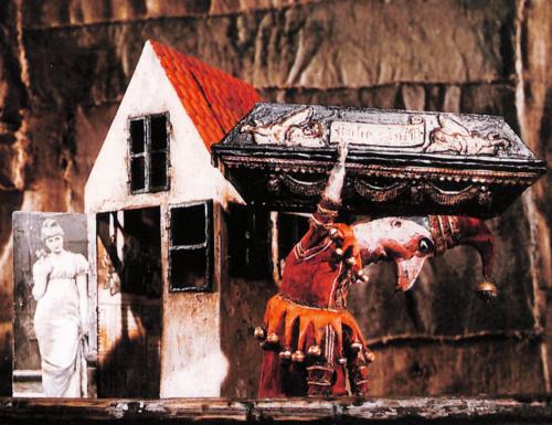I cortometraggi di Jan Švankmajer