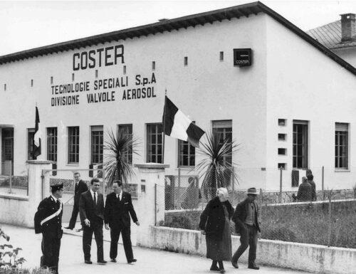 Coster: una storia industriale in punta di spray