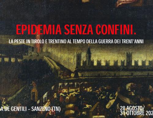 La peste del Tirolo e del Trentino in mostra a Sanzeno