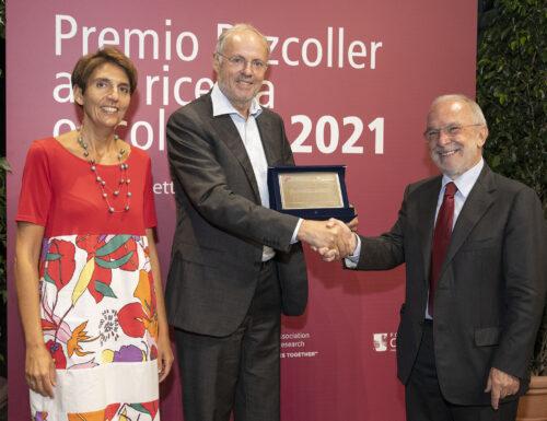 "Al prof.  Hans Clevers il XXIV ""Premio Pezcoller"""