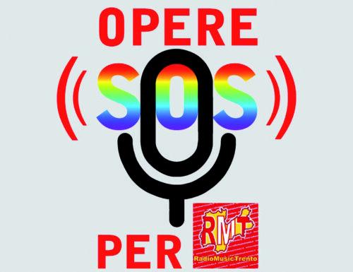 Opere SOS per Radio Music Trento