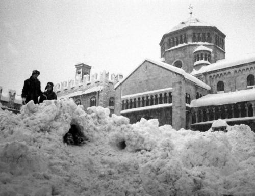 """""""La grande nevicata dell'85"""" non copre la memoria"""