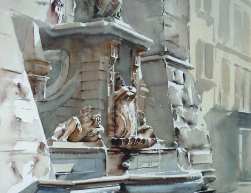L'omaggio di Armani alla città di Brescia